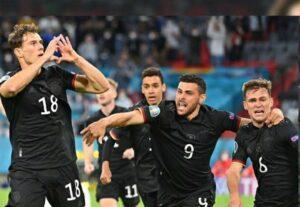 EURO CUP : কঠিন লড়াইয়ে মুখোমুখি জার্মানি ইংল্যান্ড